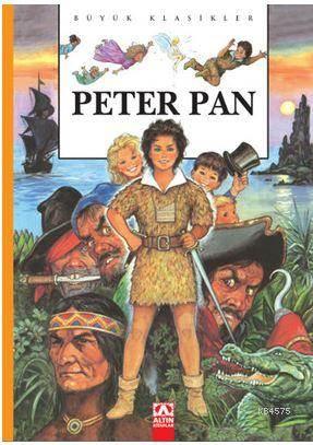 Büy.Klas./Peter Pan (Ciltli)