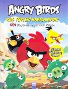 Angry Birds Kuş Tüyleri Havalanıyor