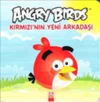 Angry Birds Kırmızı'nın Yeni Arkadaşı