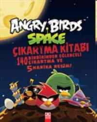 Angry Birds Space Çıkartma Kitabı