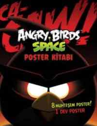 Angry Birds Space Poster Kitabı