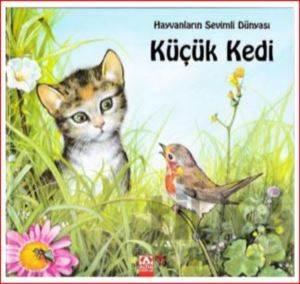 Hayvanların Sevimli Dünyası Küçük Kedi