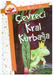 Çevreci Kral Kurbağa- Ciltli