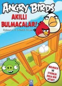 Angry Birds Akıllı Bulmacalar