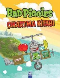 Bad Piggies Çıkartma Kitabı