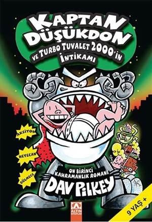 Kaptan Düşükdon ve Turbo Tuvalet 2000'in İntikamı - 11