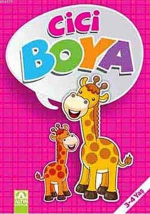 Cici Boyama-Pembe