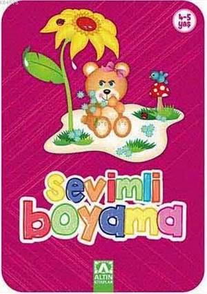 Sevimli Boyama-Pembe