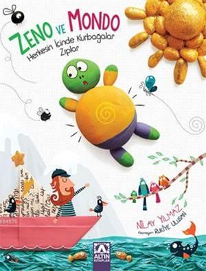 Zeno ve Mondo - Herkesin İçinde Kurbağalar Zıplar