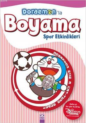 Doraemon'la Boyama - Spor Etkinlikleri