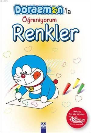Doraemon'la Öğreniyorum - Renkler