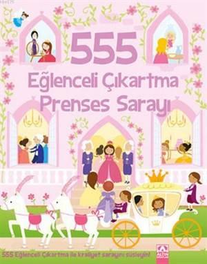 555 Eğlenceli Çıkartma Prenses Sarayı