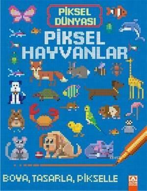 Piksel Hayvanlar (3+ Yaş); Piksel Dünyası