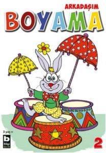 Arkadaşım Boyama 2