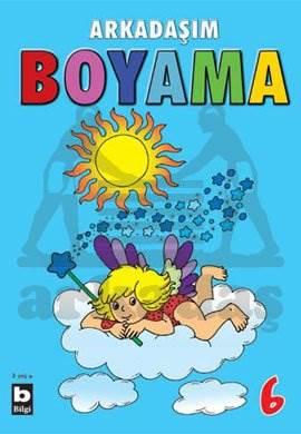 Arkadaşım Boyama 6