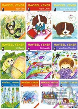 Mavisel Yener 10 Kitap Takım