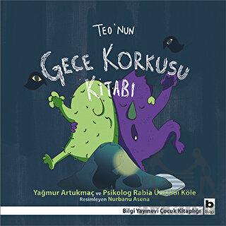 Teo'nun Gece Korkusu Kitabı