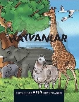 Britannica Keşif Kütüphanesi Hayvanlar