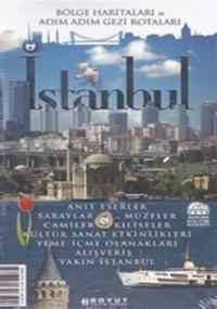 İstanbul Bölge Haritaları İle Adım Adım Gezi Rotaları