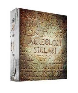Arkeoloji Sırları (Koleksiyon Kitap + 10 adet DVD)
