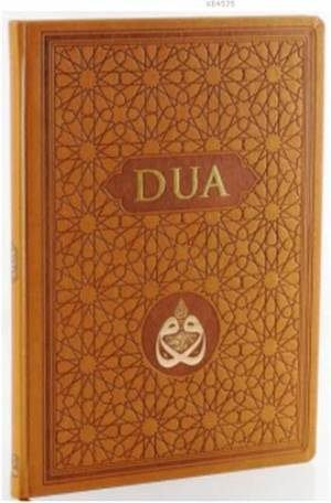 Dua (Rahle Boy) Arapça-Türkçe Taba