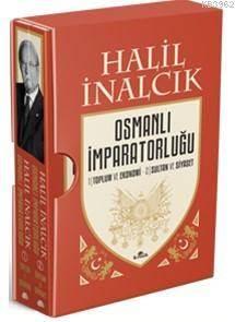 Osmanlı İmparatorluğu;<br/>(2 Cilt - Kutulu)