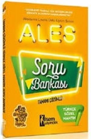 2018 ALES Türkçe Sözel Mantık Tamamı Çözümlü Soru Bankası
