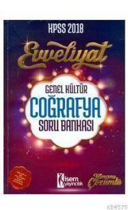 2018 KPSS Evveliyat Genel Kültür Coğrafya Soru Bankası