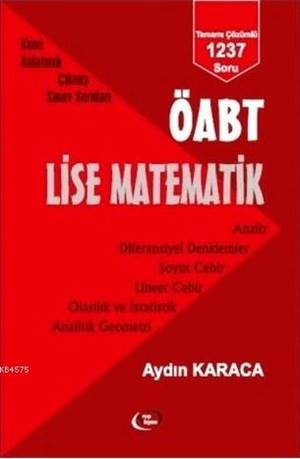 ÖABT Lise Matematik