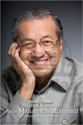 Evdeki Doktor Malezya Başbakanı Tun Dr. Mahathir Muhammed