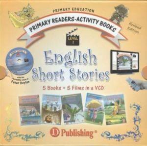 İngilizce Hikayeler 5 Kitap + 5 VCD