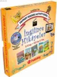 İngilizce Hikayeler Level - 2 / 5 Kitap + 5 VCD