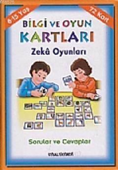 Bilgi Ve Oyun Kartları Zeka Oy ...