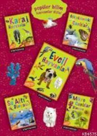 Kutu Hayvanlar Dizisi (5 Kitap)