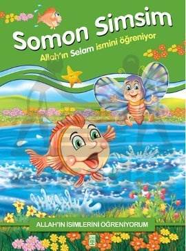 Somon Simsim Allahın Selam İsmini Öğreniyor