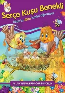 Serçe Kuşu Benekli Allahın Alim İsmini Öğreniyor