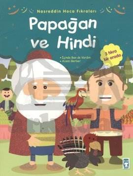 Papağan Ve Hindi