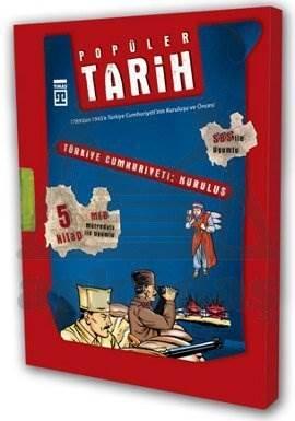 Popüler Tarih Türkiye Cumhuriyeti 5 Kitap