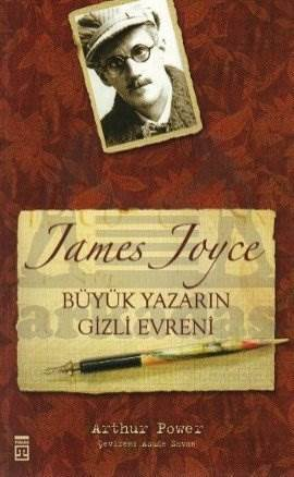 Büyük Yazarın Gizli Evreni James Joyce