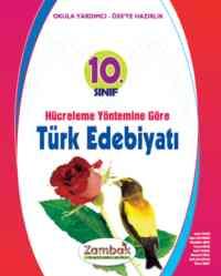 Hücreleme Yöntemine Göre Türk Edebiyatı 10.Sınıf