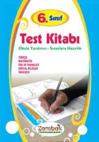 6. Sınıf Test Kitabı