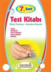 7. Sınıf Test Kitabı