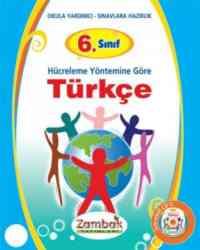 6 Sınıf Türkçe Hücreleme Yöntemine Göre