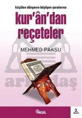 Kur'an'dan Reçeteler