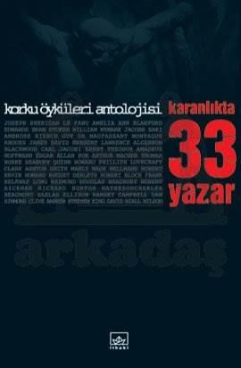 Karanlıkta 33 Yazar (Ciltli, Şömizli)