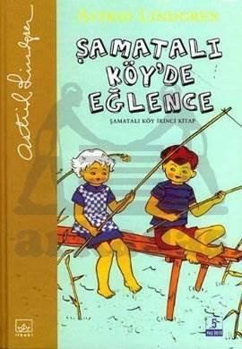 Şamatalı Köyde Eğlence 2. Kitap (Ciltli)