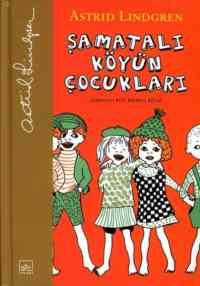 Şamatalı Köyün Çocukları (1. kitap) ciltli