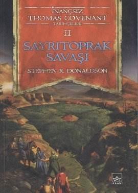Sayrı Toprak Savaşı: İnançsız Thomas Covenant Tarihçeleri 2