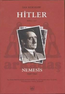 Hitler: (1936-1945) İkinci Cilt (Ciltli, Şömizli)