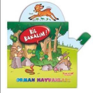 Bil Bakalım - Orman Hayvanları